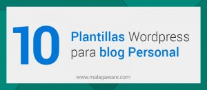 10 plantillas Wordpress para un blog personal
