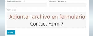 adjuntar archivo