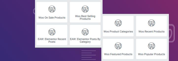 Elementor Addons & Widgets