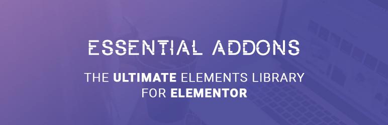 Elementor Essential Addons
