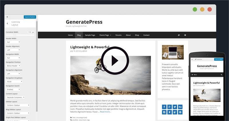 generatepress-lightweight-responsive