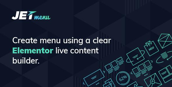 JetMenu - Mega Menu for Elementor Page Builder