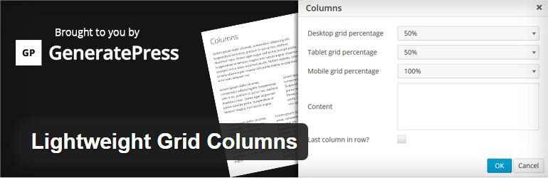 lightweight-grid-columns