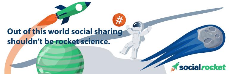 Social Rocket – Social Sharing Plugin