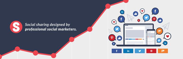 Social Warfare plugin para compartir en redes sociales wordpress