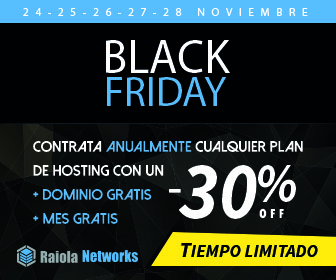 black friday raiola networks
