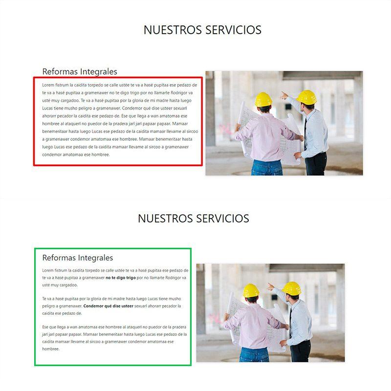 error-de-diseño-web