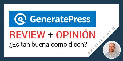generatePress-review