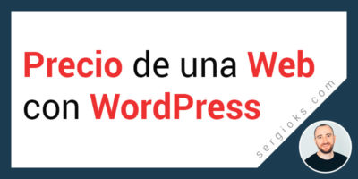 precio-web-wordpress