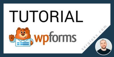 tutorial-wpforms