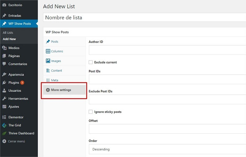 wp-show-posts-content-more-settings